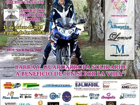 Asistencia a la IV Concentración Moto Club Fahala