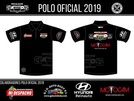 Polo Oficial 2019