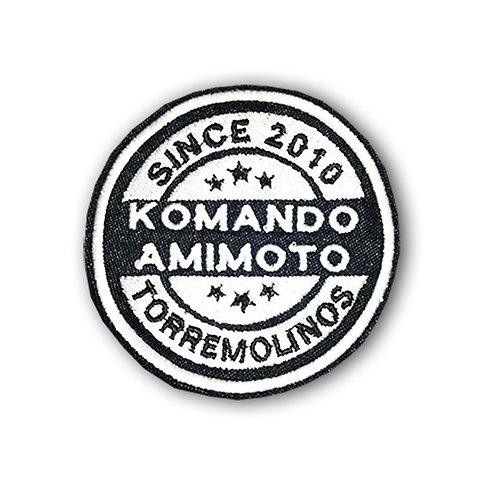 Parche Since 2010 Komando Amimoto