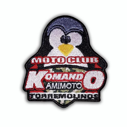 Parche Pinguinos - Komando Amimoto