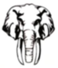 """#Découpage papier """"Eléphant#SwissCutDesign#découpage papier#papier découpé#réalisations#Suisse#Vevey"""