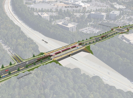NFCID and City of Alpharetta Announce Completion of the Encore Parkway Corridor Project –