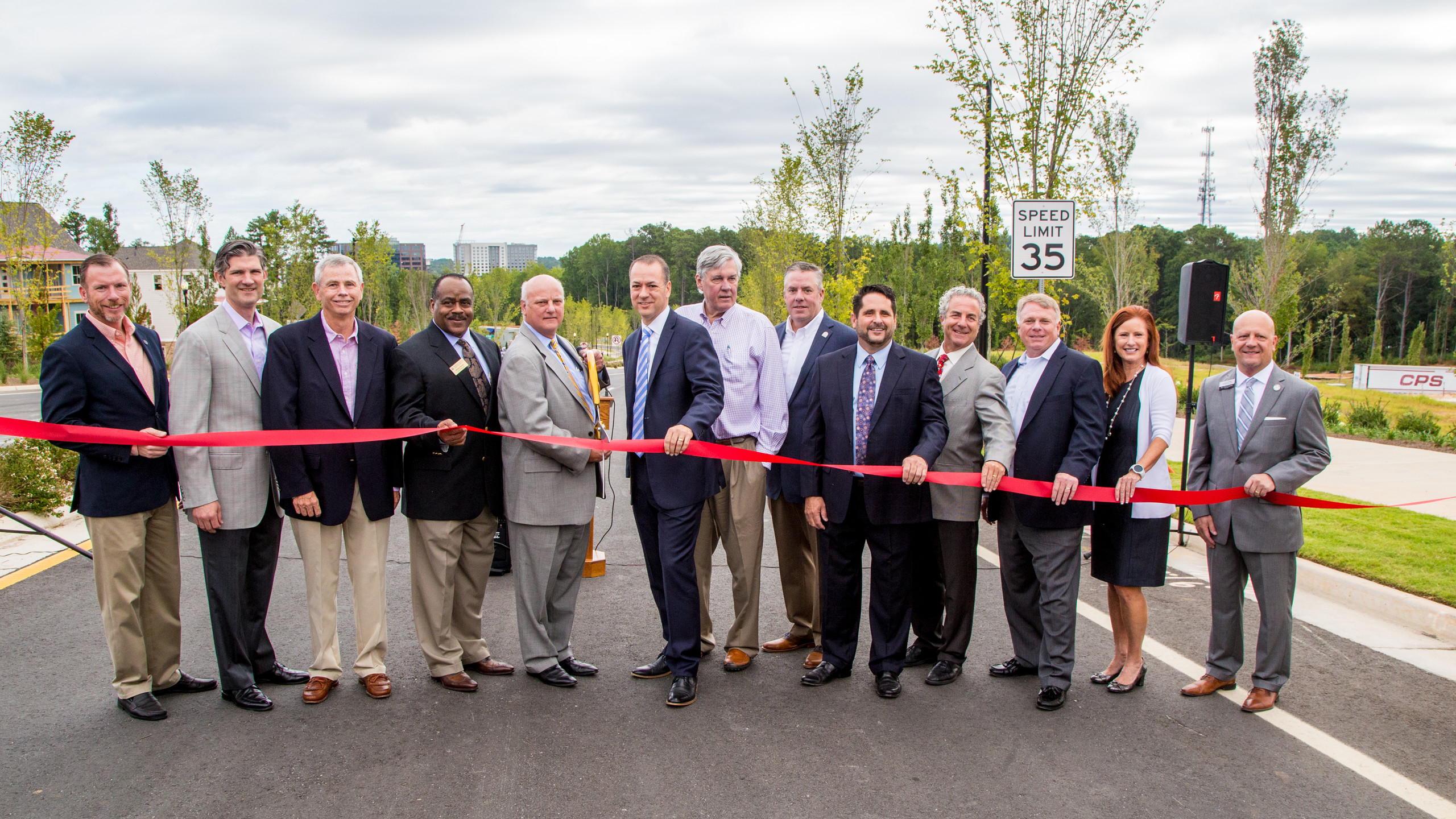 Northwinds Parkway Extension