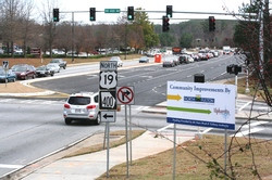 CID COMPLETES TWO TURN-LANE ADDITIONS IN TIME FOR HOLIDAYS