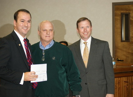 NORTH FULTON CID PROVIDES $789,000 TO CITY OF ALPHARETTA TO HELP FUND NEW SECTION OF WESTSIDE PARKWA