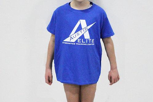 Youth Unisex T-Shirt: Royal Blue