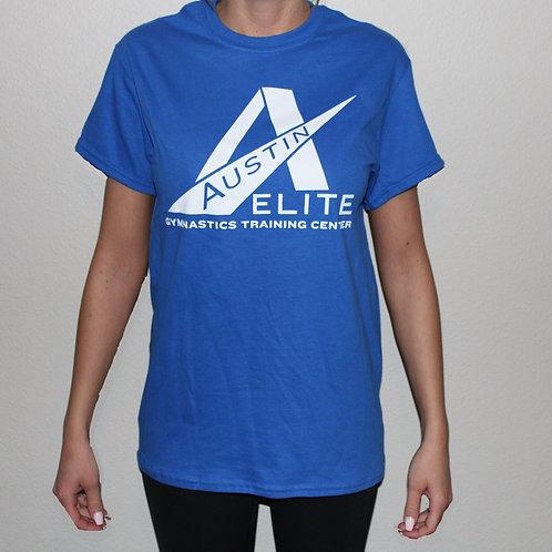 Adult Unisex T-Shirt: Royal Blue
