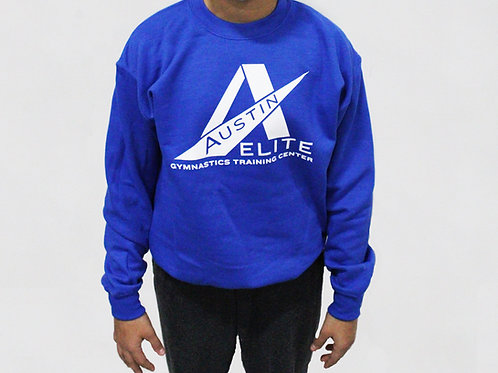 Youth Sweatshirt: Royal Blue