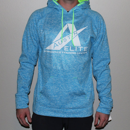 Blue Hoodie: Women's & Youth(Limited Sizes)