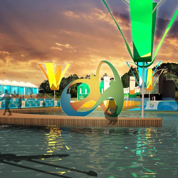 Live Site Cidade Olimpica