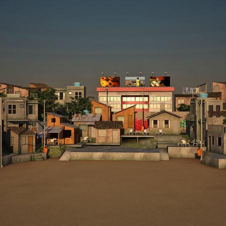 Palco Favela