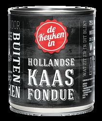 Hollandse kaasfondue