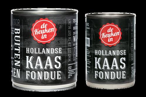 Hollandse kaasfondue (750g + 400g)
