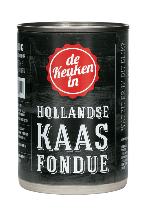 Hollandse kaasfondue (400g)