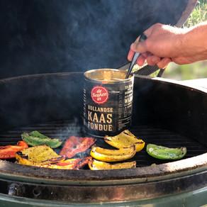 Barbecueën met Kaasfondue in blik