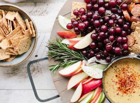 De beste fruit dip-tips voor bij onze Kaasfondue in blik
