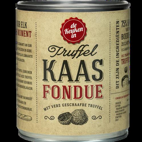 Truffelkaasfondue (750g)