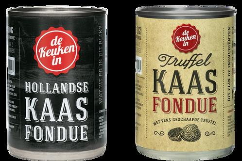 Hollandse en Truffelkaasfondue (400g)