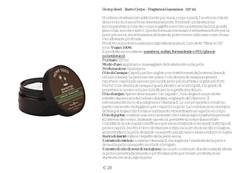 Hemp Seed - Burro Corpo - Fragranza Gua
