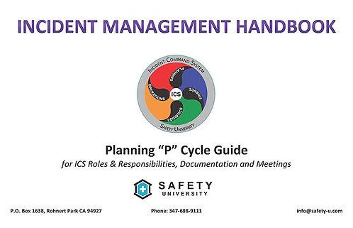 Incident Management Handbook (IMH)