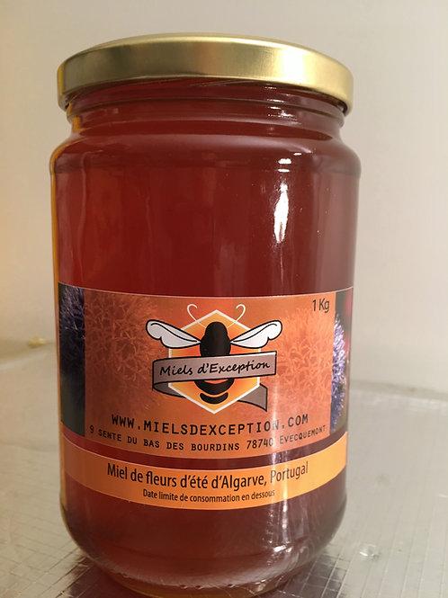 Miel de Fleurs d'Ete d'Algarve 1kg