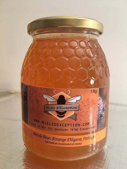 Miel de Fleurs d'Oranger 1kg