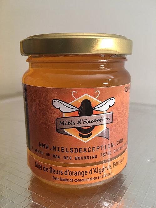 Miel de Fleurs d'Oranger 250g