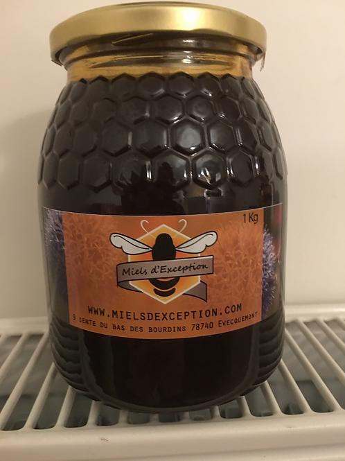 Miel de Thym (récolté dans les terres) 1kg