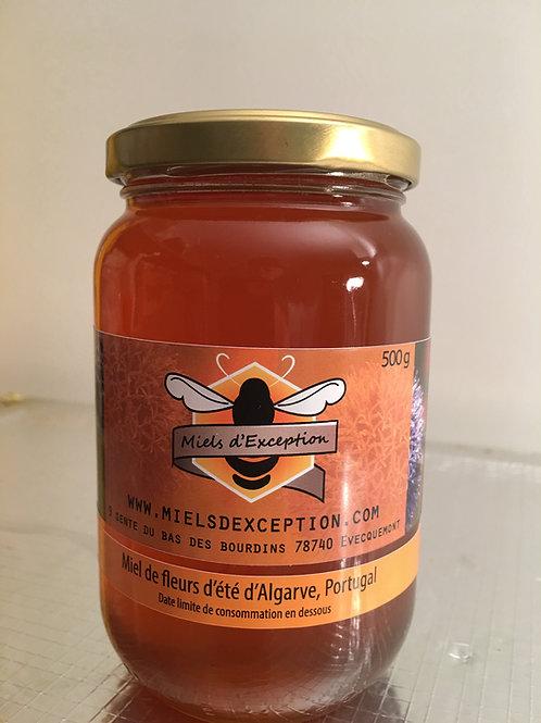 Miel de Fleurs d'Eté d'Algarve 500g