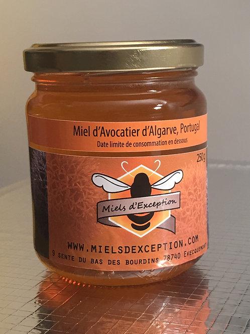 Miel d'Avocatier 250g