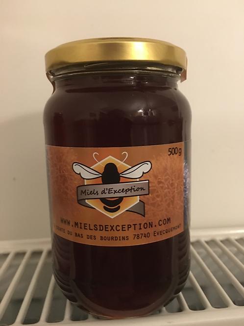 Miel de Thym (récolté dans les terres) 500g