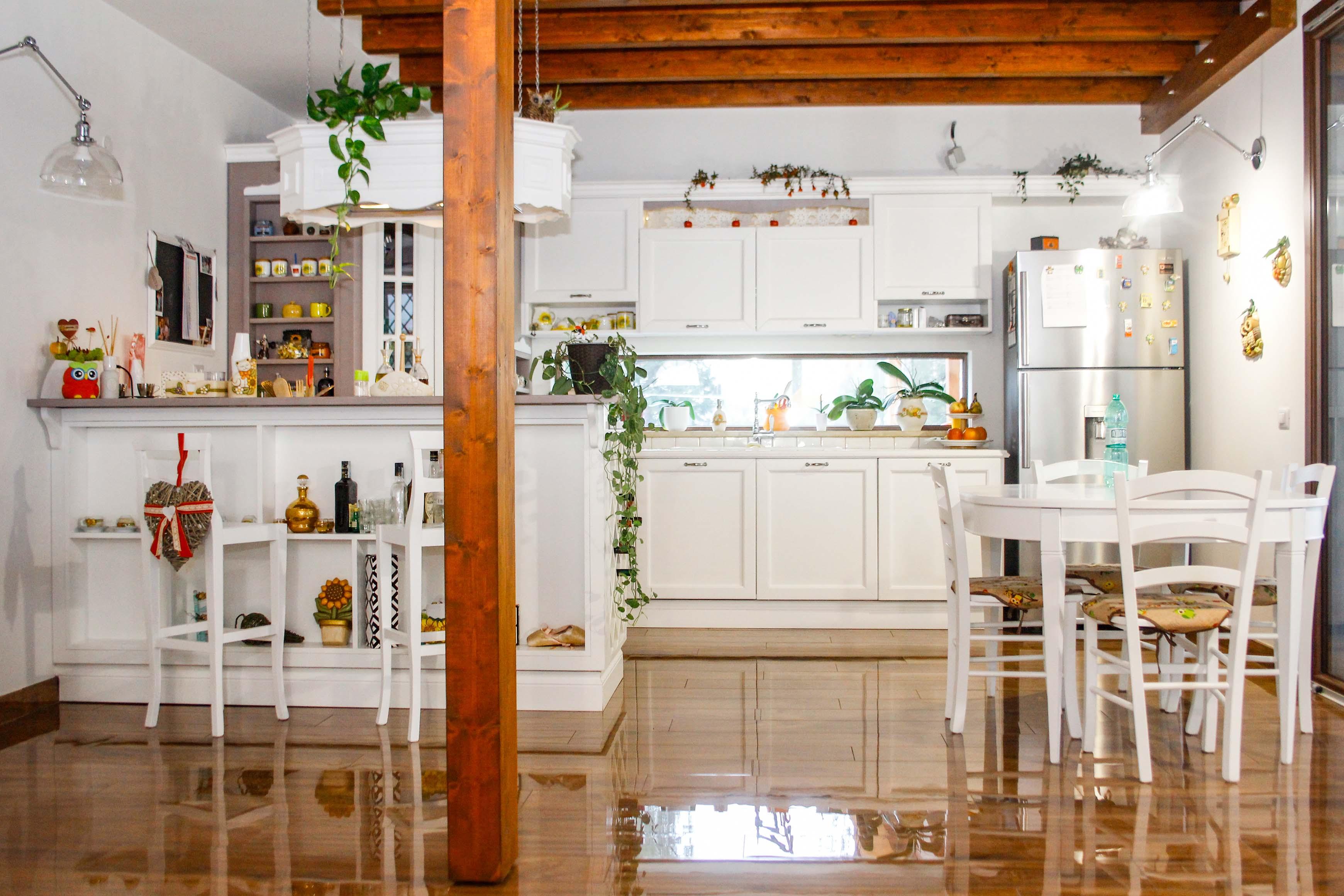 cucina provenzale- su misura- falegnamer