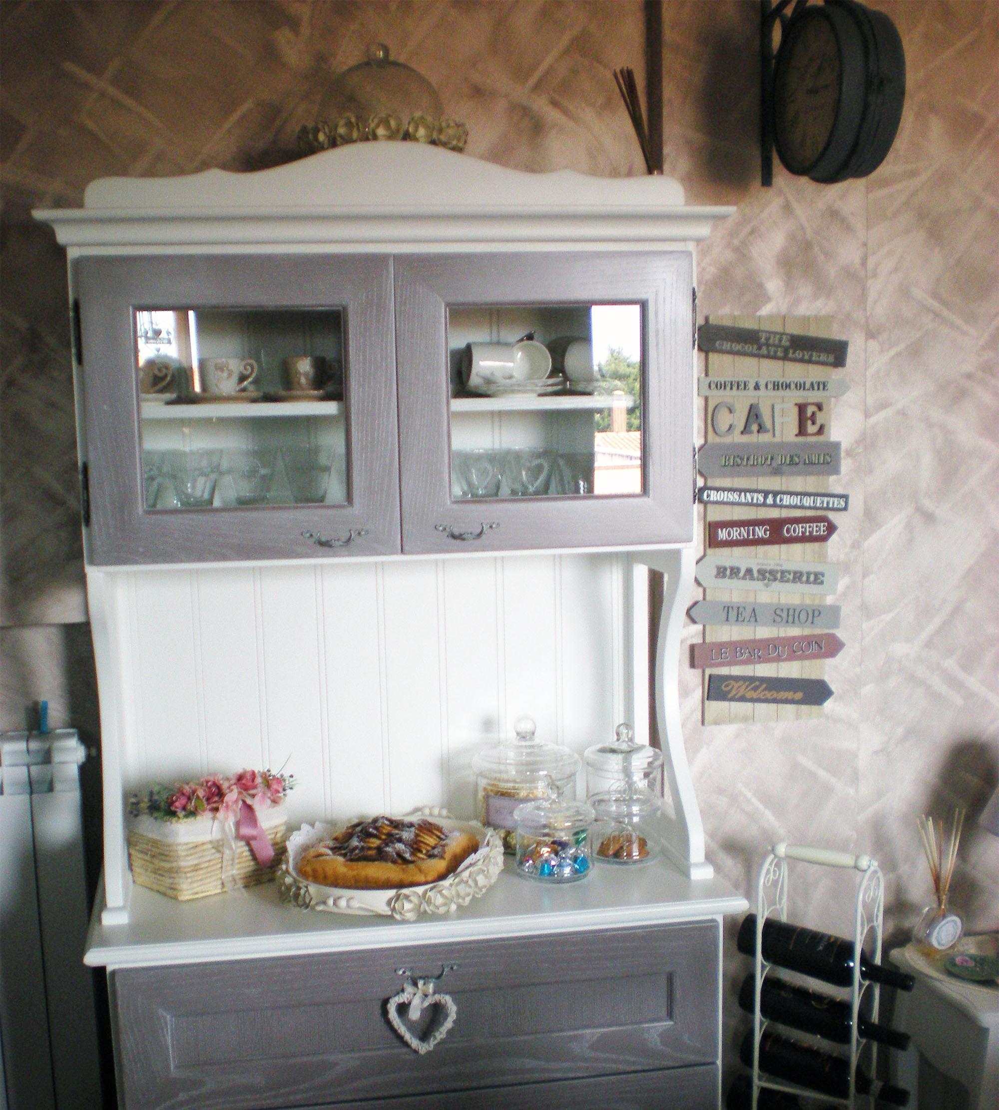 cucina su misura provenzale roma falegnameria