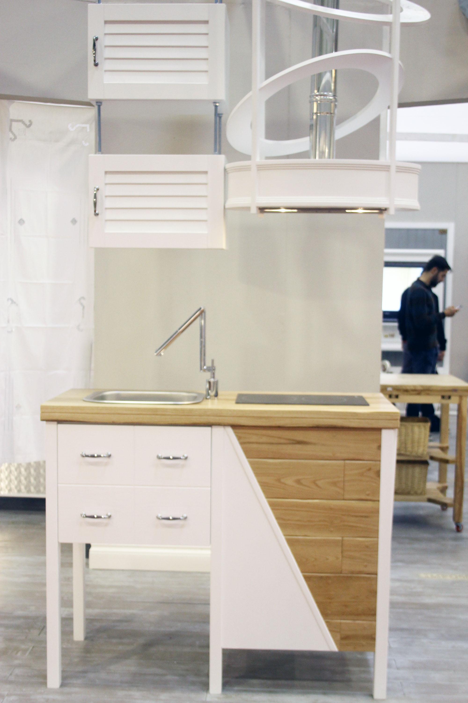 cucina industrial su misura falegnameria roma 3