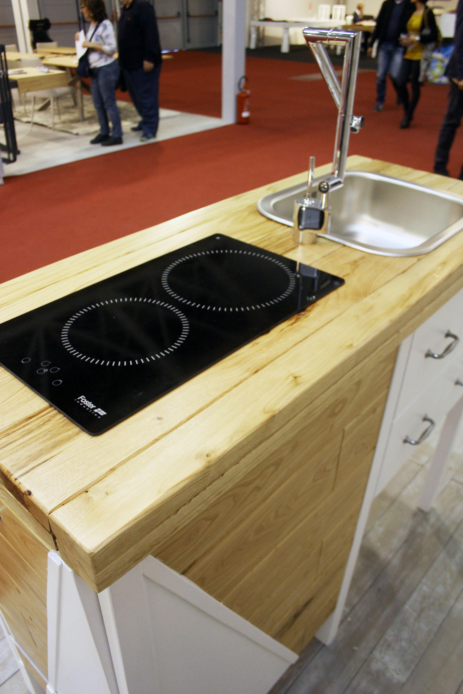 cucina industrial su misura falegnameria roma 1