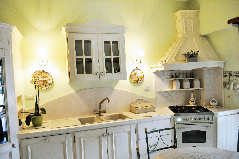 cucina provenzale roma falegnameria su misura 1