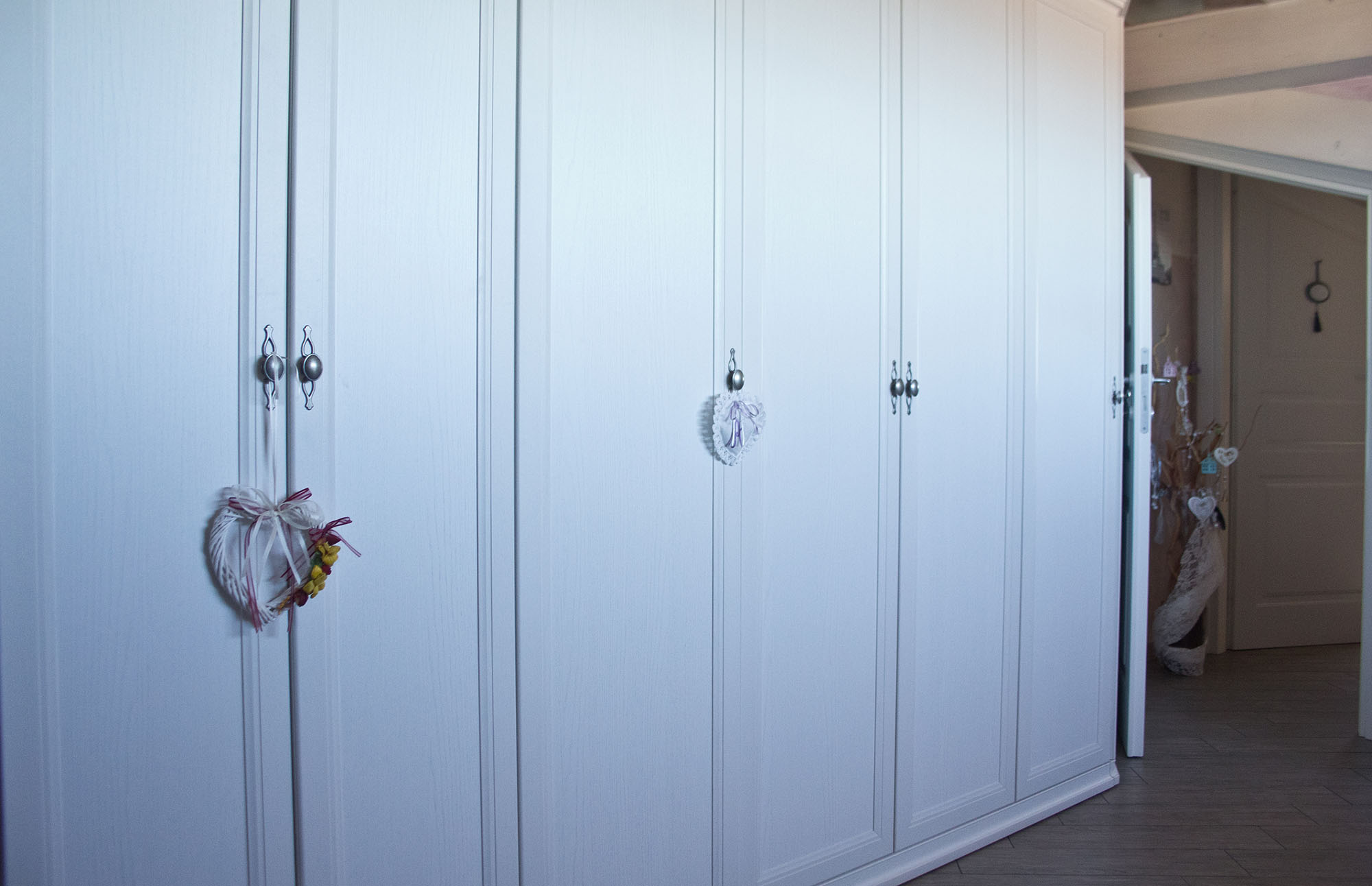 Camera da letto su misura Mastro Geppetto Roma falegnameria (2)