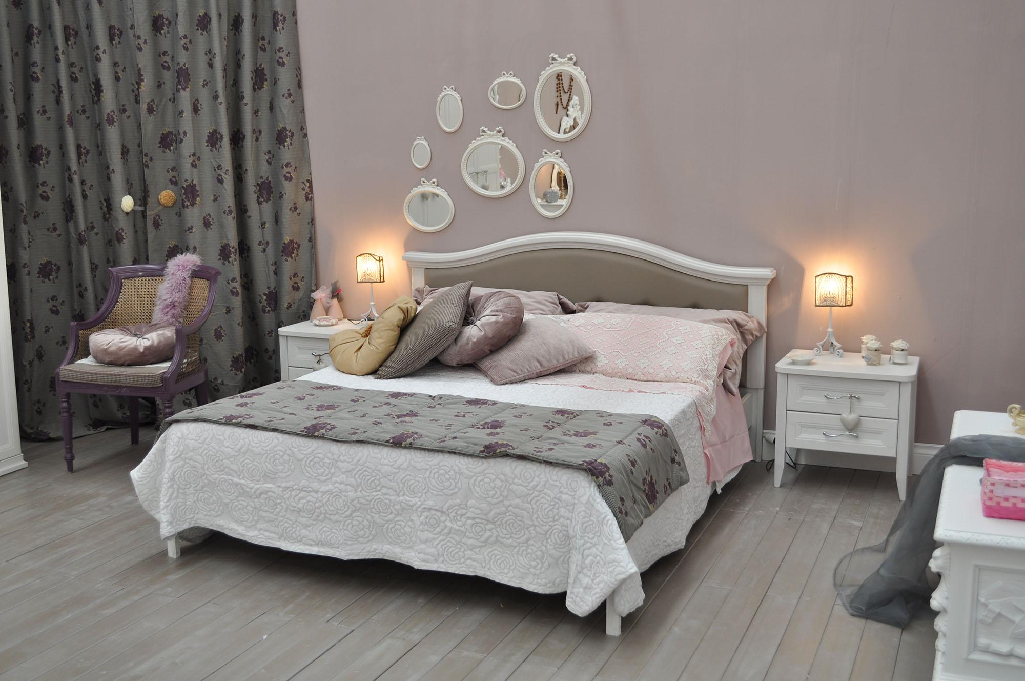 Camera da letto su misura roma falegnameria (2)