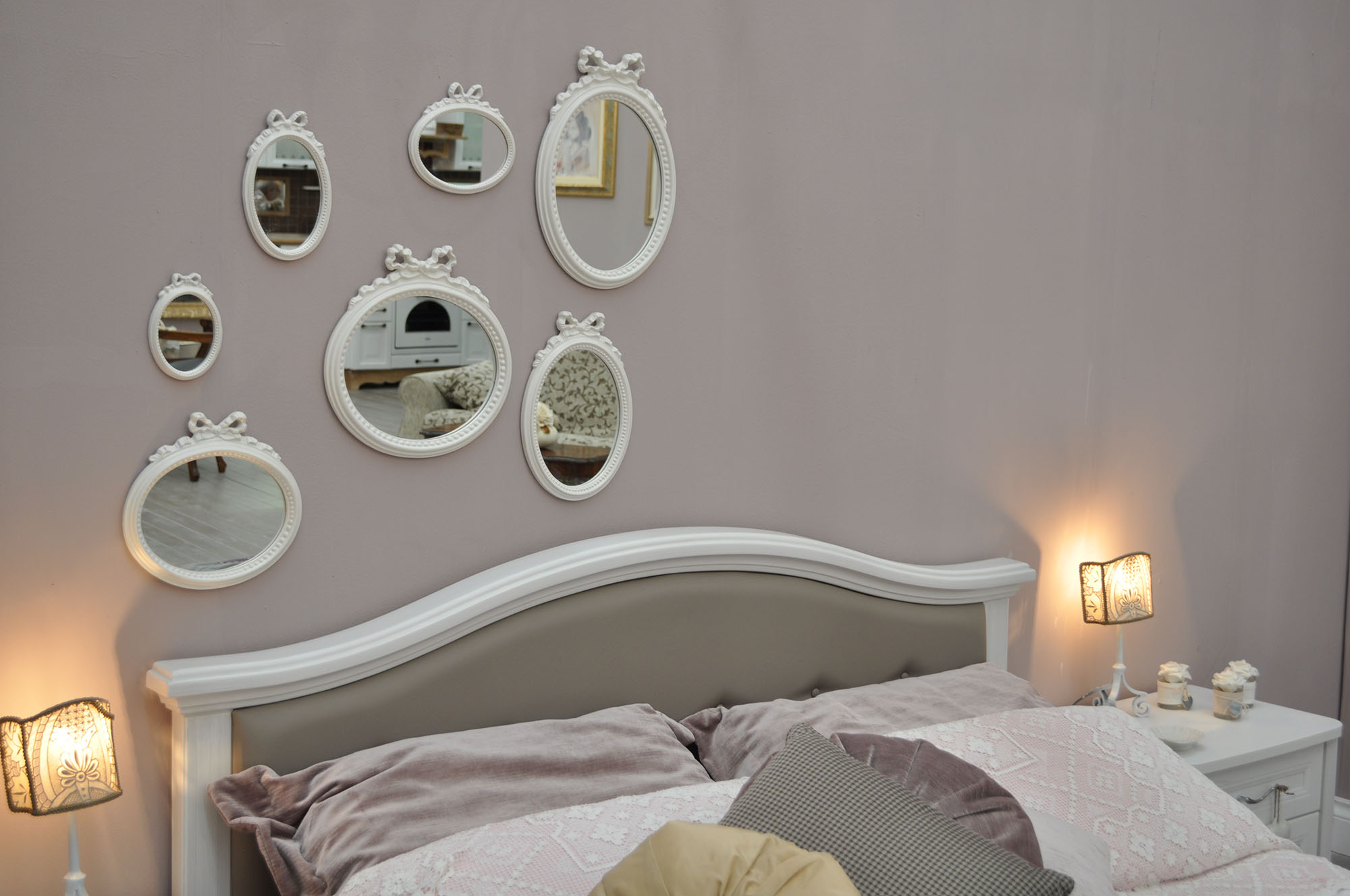 Camera da letto su misura roma falegnameria (4)
