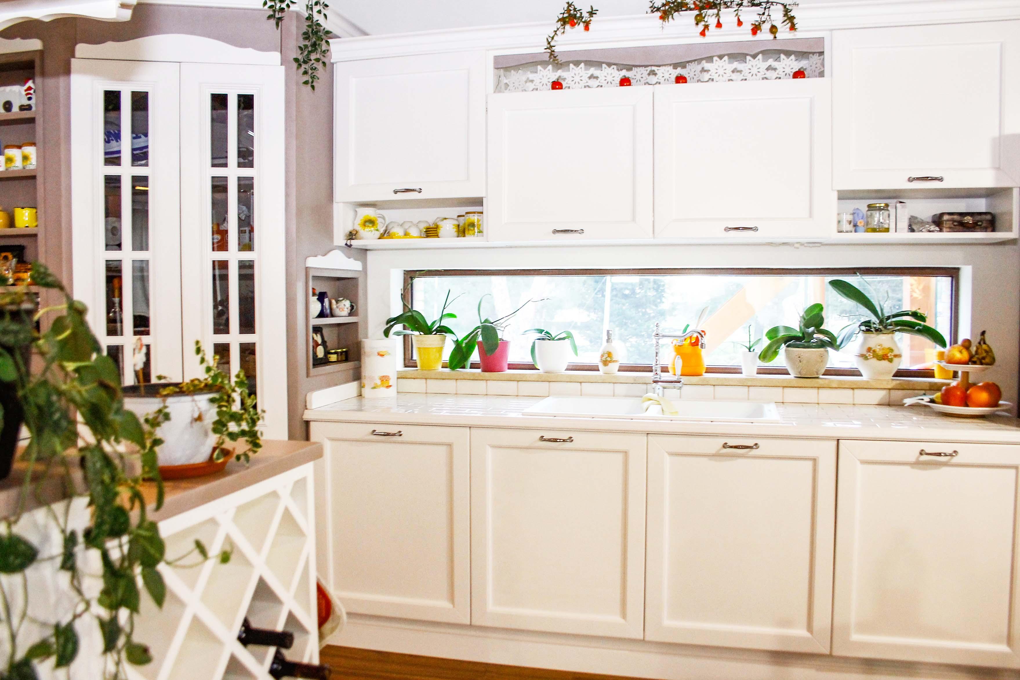 1- cucina provenzale- su misura- falegna