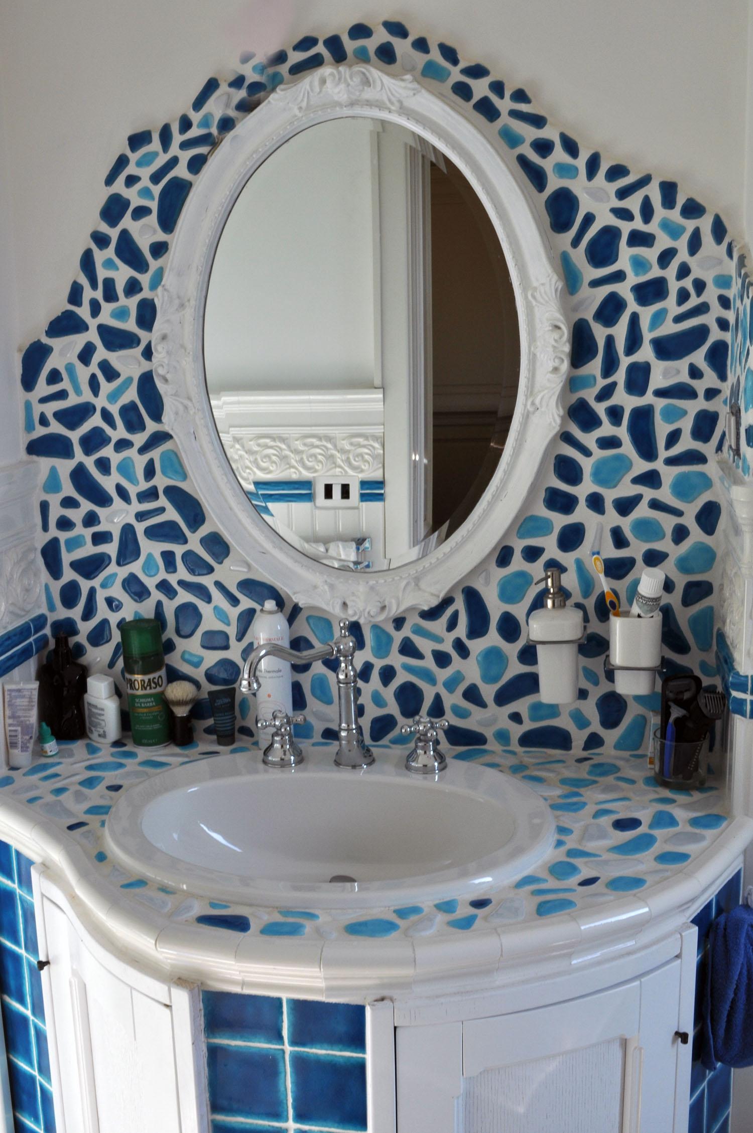 bagno su misura roma falegnameria
