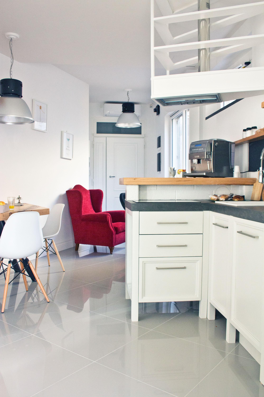 cucina industrial falegnameria su misura roma