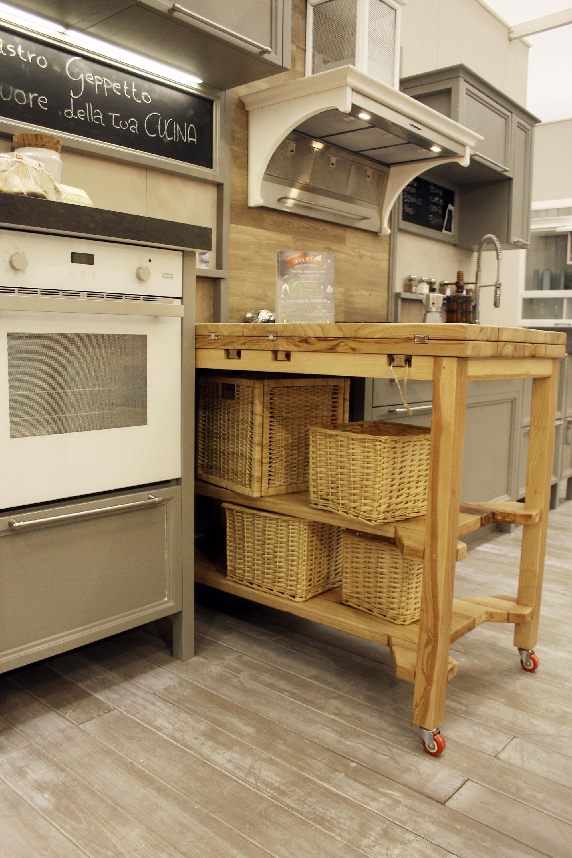 cucina stile industrial falegnameria su misura roma 4