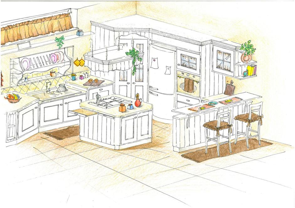 Suggerimenti per l'arredo della tua cucina