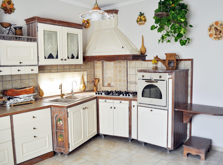 cucina country su misura falegnameria roma