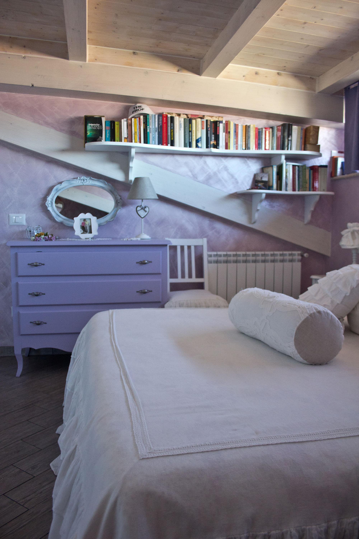 Camera da letto su misura Mastro Geppetto Roma falegnameria (3)