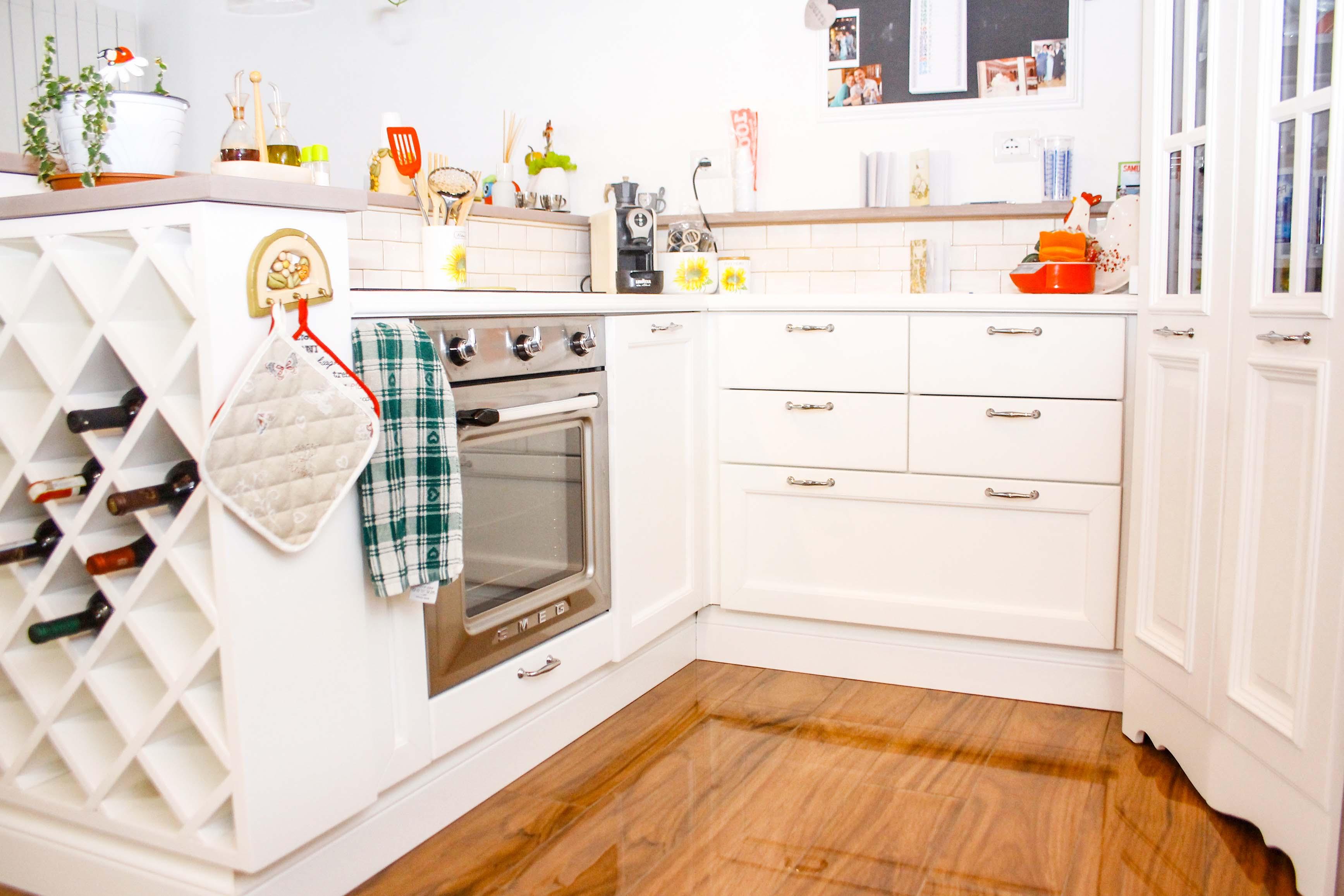 4- cucina provenzale- su misura- falegna
