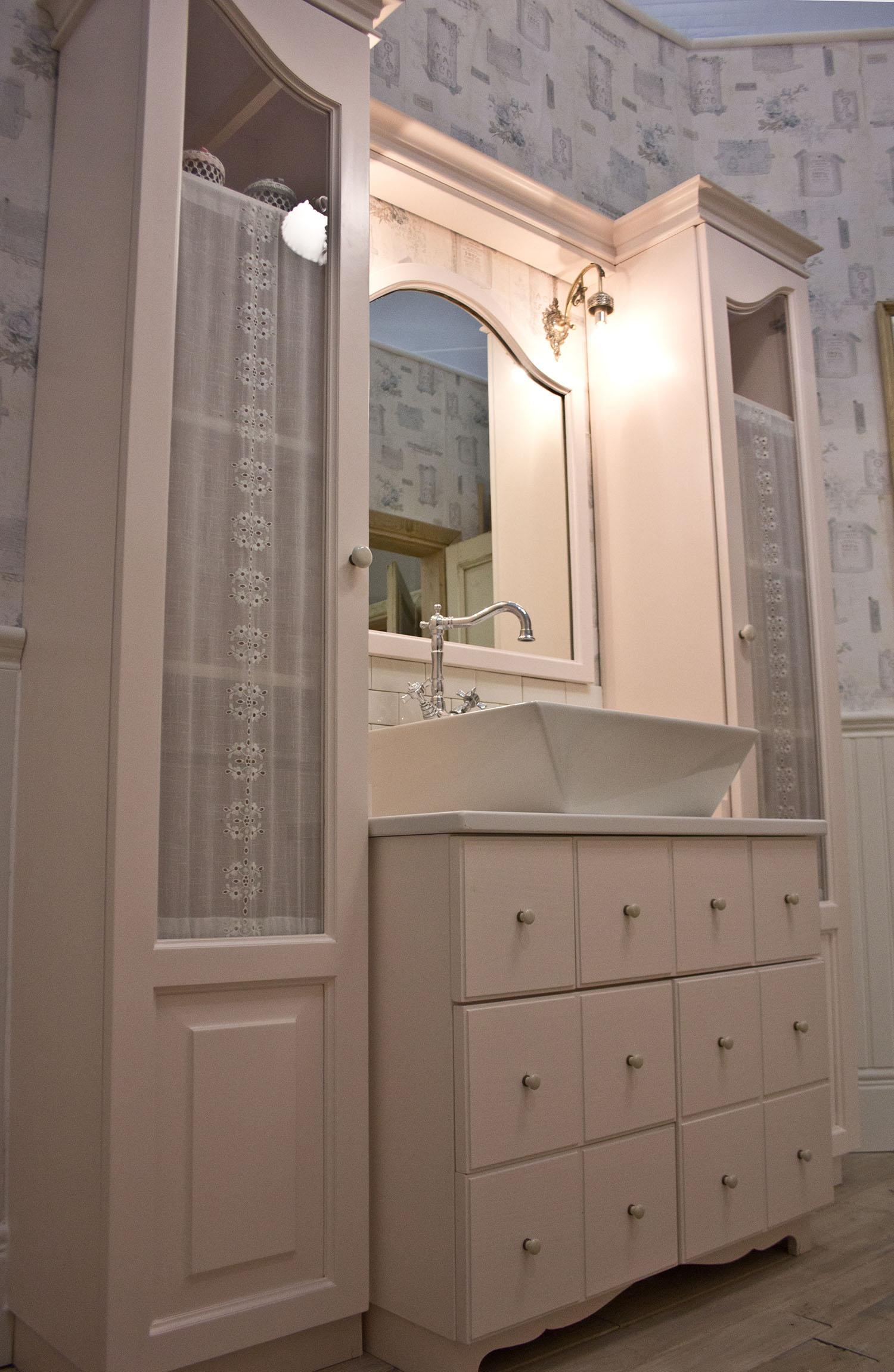 bagno falegnameria su misura roma