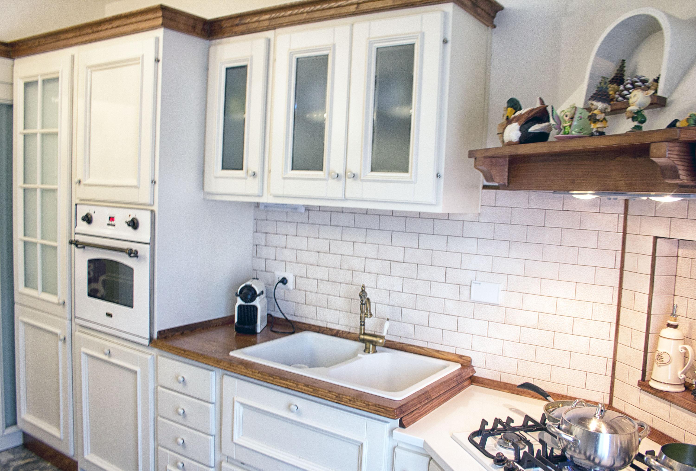 cucina su misura country falegnameria roma 4