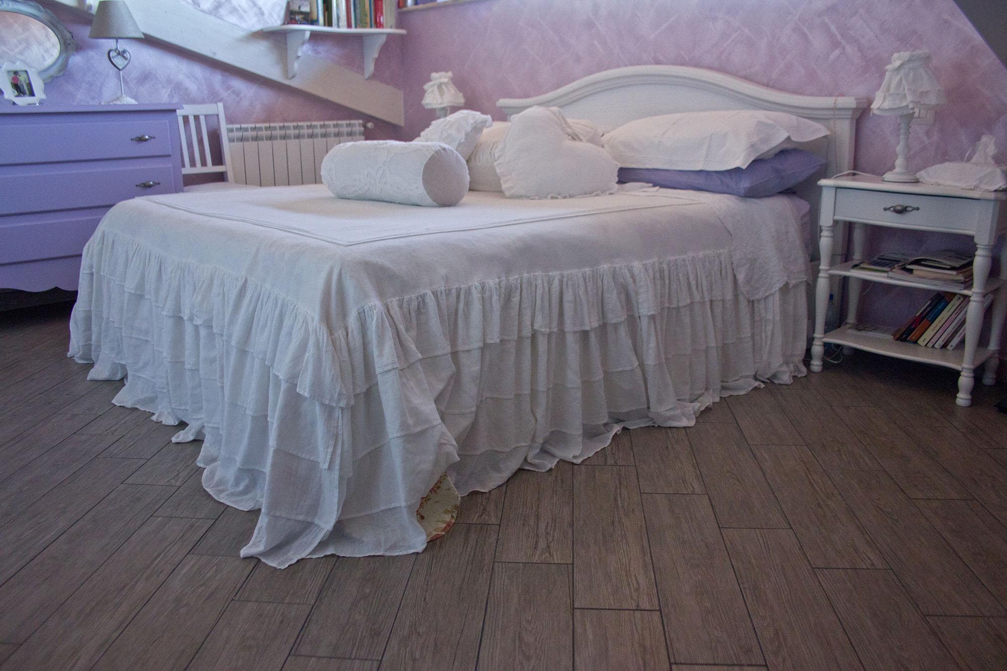 Camera da letto su misura Mastro Geppetto Roma falegnameria (1)